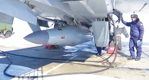 Nga sắp triển khai vũ khí siêu vượt âm