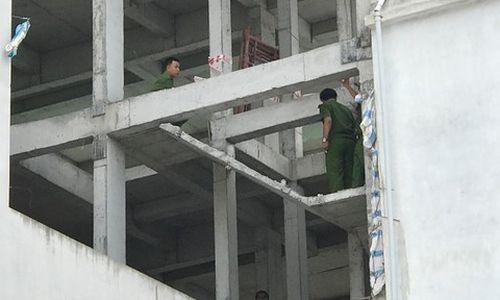 Công nhân tử vong do rơi từ tầng 4 khách sạn