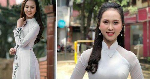 'Say như điếu đổ' trước dung nhan xinh đẹp của nữ sinh 2k ngành luật