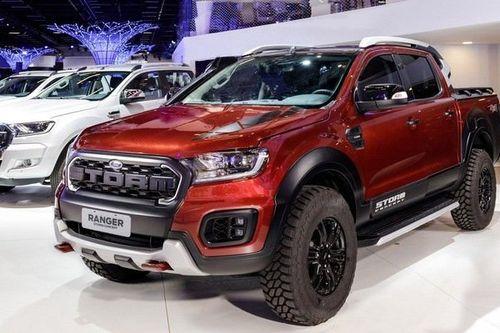 Ford Ranger Storm Concept 'gây bão' hơn cả phiên bản Raptor