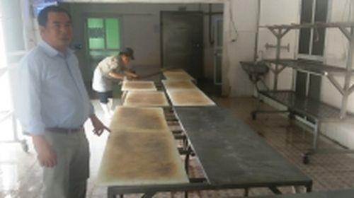 Nguy cơ lãng phí cơ sở giết mổ động vật tập trung ở Thái Nguyên