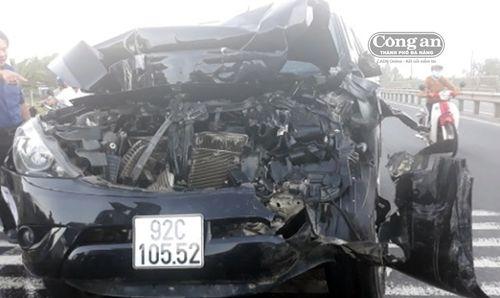 Khởi tố vụ xe mazda gây tai nạn liên hoàn trên QL1A