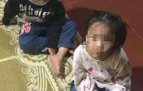 Mẹ trẻ bỏ lại 2 con thơ tại nhà chùa cùng tâm thư nhờ nuôi giúp