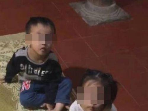 Hải Phòng: Người mẹ quay lại nhờ nhà chùa nuôi giúp, sau khi bỏ 2 con