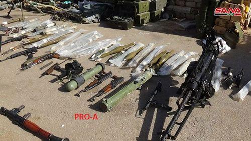 Syria thu lại RPO-A bị đặc nhiệm Nga vứt bỏ?