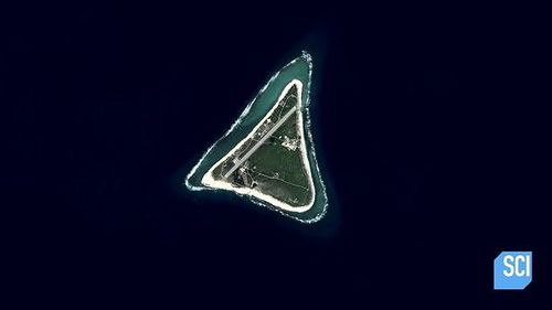 Một hòn đảo của Nhật Bản bỗng dưng 'biến mất'