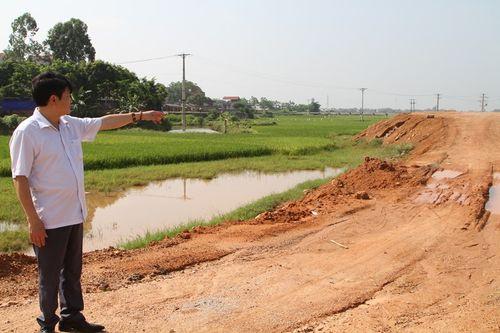 Vĩnh Phúc: Lập Thạch tập trung hoàn thành các dự án trọng điểm góp phần phát triển kinh tế