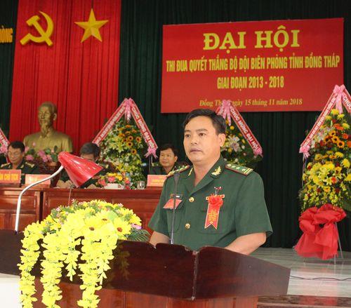 Thượng tá Trần Văn Sơn - Gương sáng trong phong trào Thi đua quyết thắng