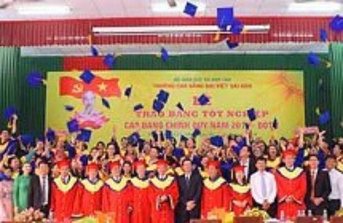 Thành lập Trường ĐH Đại Việt Sài Gòn không vì lợi nhuận