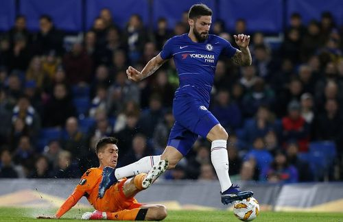 Giroud, Morata ghi bàn giúp Chelsea đại thắng PAOK