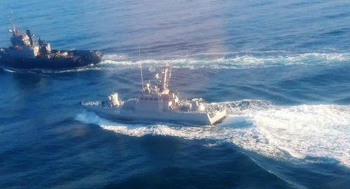Nga cáo buộc phương Tây trợ giúp Ukraine kế hoạch 'gây gổ' trên biển Azov