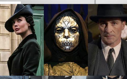 22 nhân vật liên quan đến nhau trong Fantastic Beasts và Harry Potter (Phần 2)