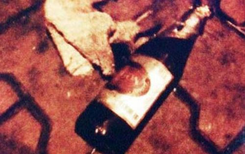 Người đàn ông ném vỏ chai bia khiến kẻ trộm xăng tử vong