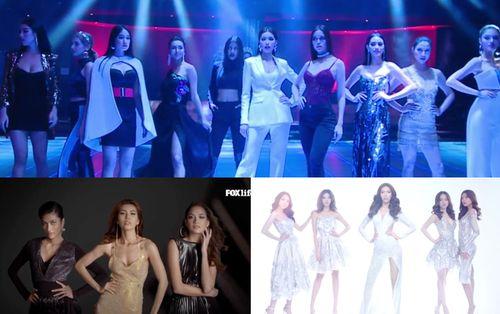 Dù trượt Top Model 'không phanh' nhưng Minh Tú vẫn thần thái như Mentor Miss Supranational 2018