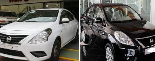 Xe Nissan Sunny 2018 – 2019 mang phong cách sang trọng nhưng vẫn bị chê 'tả tơi'