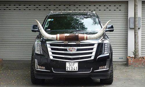 Đại gia Võng xếp Duy Lợi 'cắm sừng' cho Cadillac tiền tỷ