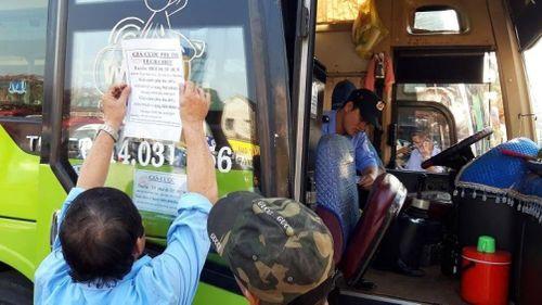 Bến xe Huế, Quảng Trị… thảnh thơi ngày mùng 4 Tết