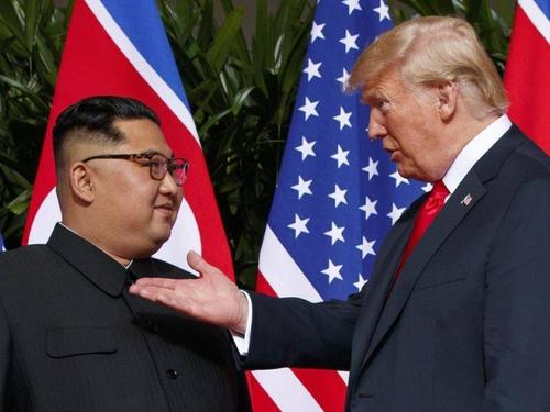 Tổng thống Trump khẳng định muốn dỡ bỏ lệnh trừng phạt đối với Triều Tiên