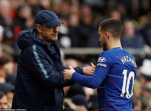 Hazard tiết lộ cuộc nói chuyện trong phòng thay đồ giúp Chelsea thắng Fulham