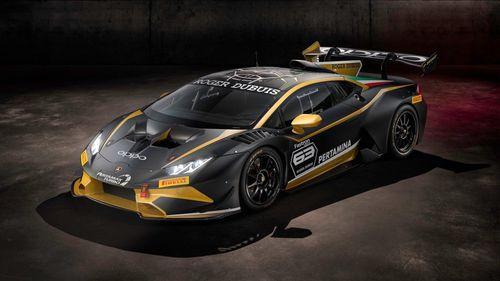 'Siêu bò' Lamborghini đặc biệt lấy cảm hứng từ đồng hồ siêu sang
