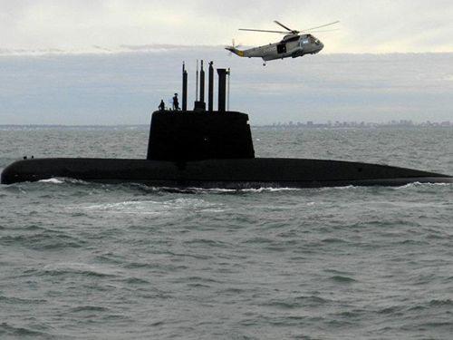 Argentina công bố nguyên nhân chìm tàu ngầm ARA San Juan