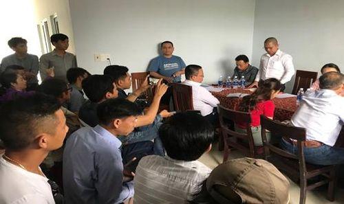 Đà Nẵng: Gần 1.000 người mua đất không có sổ đỏ lại vây trụ sở các công ty bất động sản