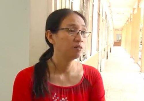 Cô Minh Châu không thể đứng lớp được nữa vì tính tình quá nóng nảy