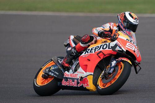 Đua xe mô tô: Marquez lên ngôi ở Argentina, đánh chiếm lại ngôi số 1