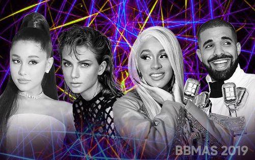 Mùa Billboard Music Awards nóng nhất: Cardi B đối đầu với… Cardi B, may mắn có mỉm cười với Ariana Grande?