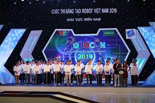 Chung kết cuộc thi Robot Việt Nam 2019: Trường đại học Lạc Hồng góp mặt 5 đội