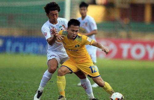 SLNA thắng khó tin, Hải Phòng cưa điểm với Đà Nẵng
