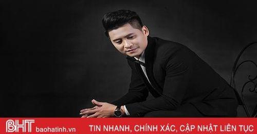Ca sĩ quê Hà Tĩnh với giọng nam sáng giá của dòng nhạc trữ tình quê hương
