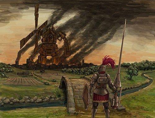 Quan chức TQ: Mỹ đang hành động như Don Quixote