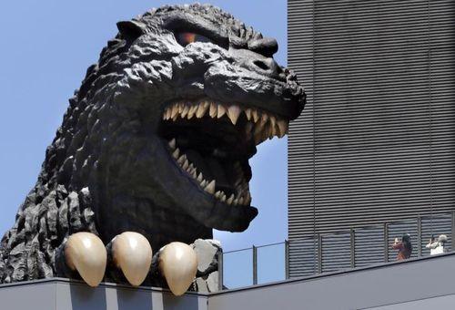 Godzilla phiên bản đời thật nằm tại địa điểm nào ở Nhật Bản?