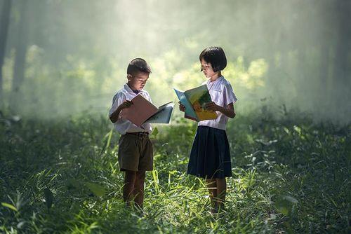 'Món quà vô giá' dành cho trẻ ngày 1-6: Những cuốn sách kinh điển hấp dẫn thiếu nhi nhất mọi thời đại