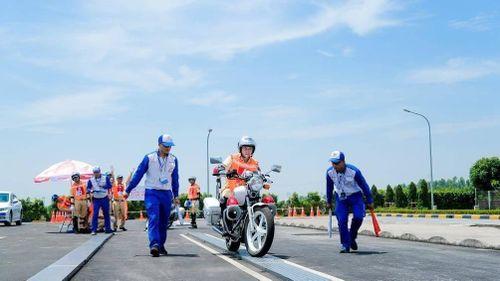 Honda Việt Nam tổ chức hội thi 'Hướng dẫn viên lái xe an toàn xuất sắc'