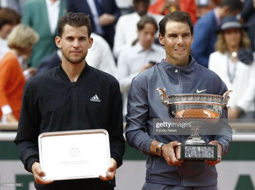 Hantuchova tiết lộ 'mánh khóe' đi vệ sinh giúp Nadal hạ Thiem ở chung kết Roland Garros