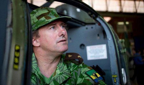 'Quý ông' Green - từ nhà môi trường Anh đến chiếc ghế Bộ trưởng Gabon