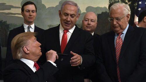 Bộ ba 'kiến trúc sư' thất bại của kế hoạch Hòa bình Trung Đông mới