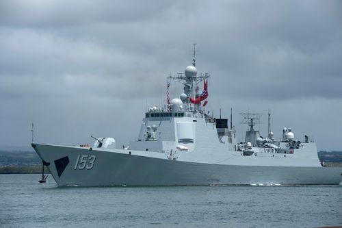 Anh 'soi' tàu chiến Trung Quốc tiến vào vùng biển nước này