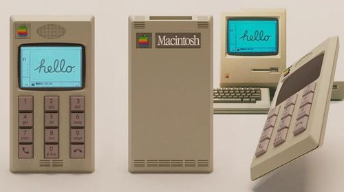 Sẽ ra sao nếu iPhone được sản xuất từ những năm 1980?