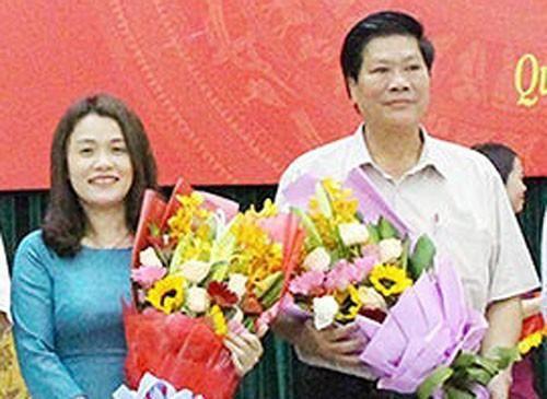 Tỉnh ủy Quảng Trị công bố các quyết định về công tác cán bộ