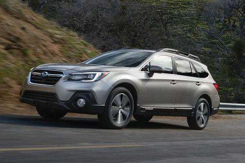 Dính lỗi nghiệm trọng, Subaru đổi xe Outback và Legacy mới cho khách