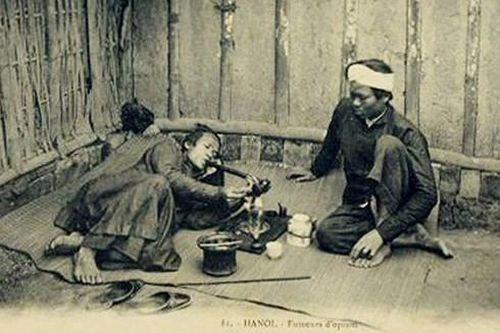 Người Hà Nội xưa chống chính sách thuốc phiện của thực dân Pháp như thế nào?