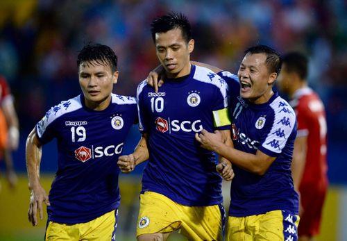 CLB Hà Nội áp đảo mọi thống kê trước đương kim á quân AFC Cup
