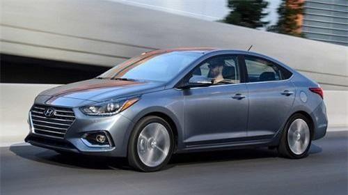 Mẫu xe ăn khách Hyundai Accent 2020 có gì nổi bật?
