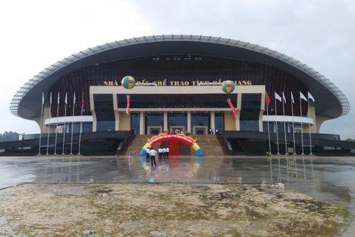Nhà thi đấu thể thao Bắc Giang có gì đặc biệt?