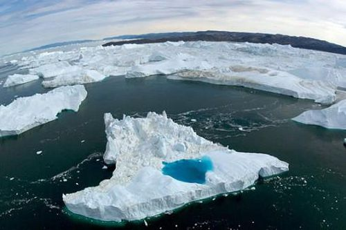 Biến đổi khí hậu và những nỗi lo tiềm ẩn