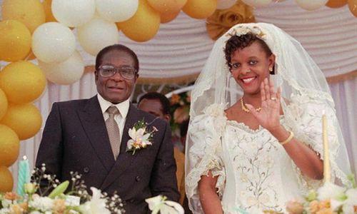 Đời tư cựu Đệ nhất phu nhân tiêu hoang ở Zimbabwe