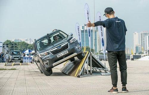 Lái thử và trải nghiệm Subaru: Khám phá những tính năng vượt trội